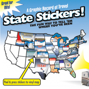 State Stickers